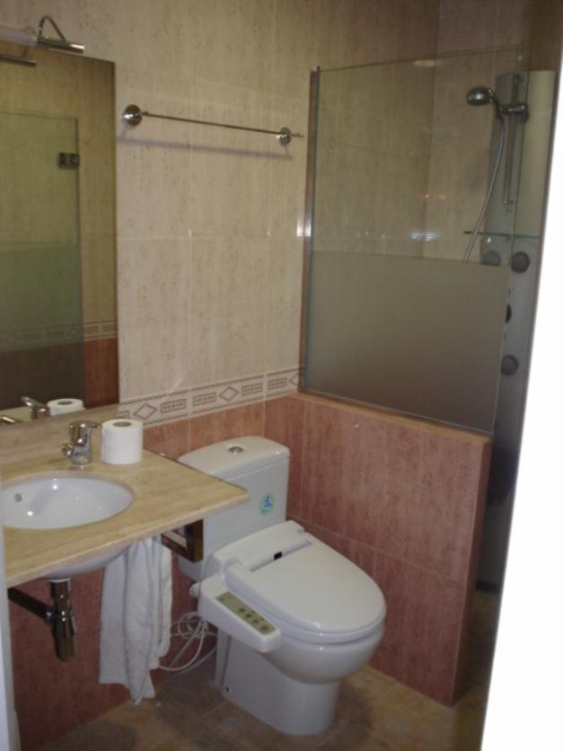 Baño De Minusvalidos: de vestíbulos, impermeabilización de cubiertas, substitución de